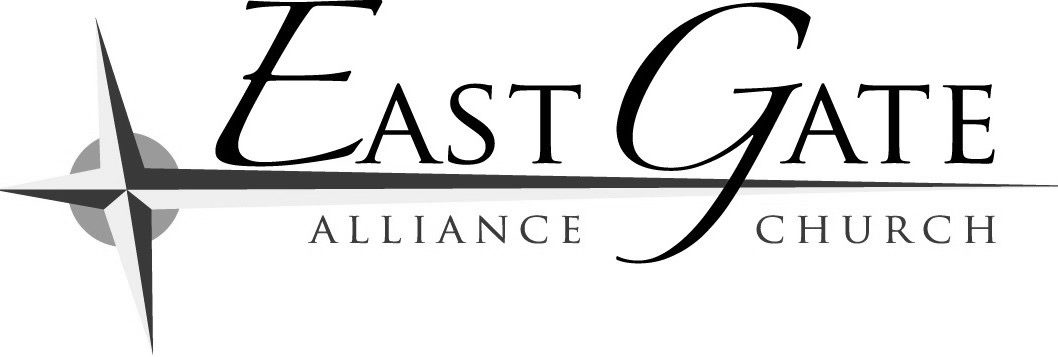 Logo for East Gate Alliance Church